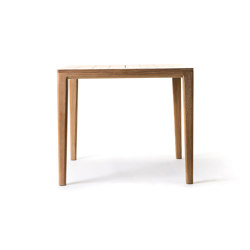 Play Table 85 - Teak | Tavoli pranzo | Wildspirit
