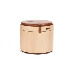 Stoll 50 - Oak Natural | Poufs / Polsterhocker | Wildspirit