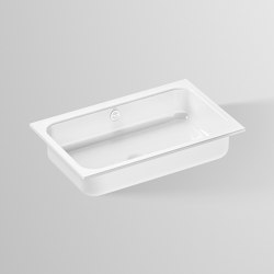 UB.SR650 | Wash basins | Alape