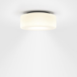CURLING Ceiling | shade glass opal | Ceiling lights | serien.lighting
