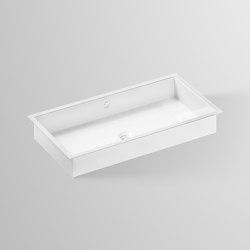 UB.ME750 | Wash basins | Alape