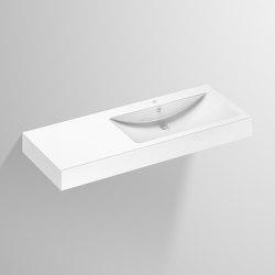 WT.GR1250H.R | Wash basins | Alape