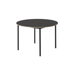 Base Table | Round | Dining tables | Muuto