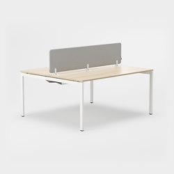 Nexus | Desks | Kinnarps