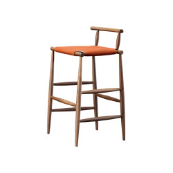 Pelleossa Stool | Bar stools | miniforms