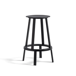 Revolver Bar Stool Low | Bar stools | HAY
