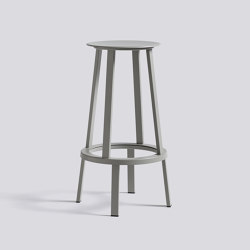Revolver Bar Stool High | Taburetes de bar | HAY
