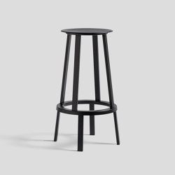 Revolver Bar Stool High | Sgabelli bancone | HAY