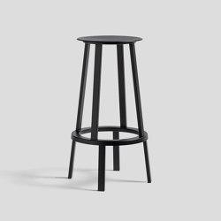 Revolver Bar Stool High | Bar stools | HAY
