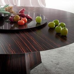 Pensami round dining table | Dining tables | Erba Italia
