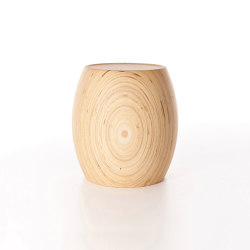 Motley Drum 40 - Plywood Birch | Pouf | Wildspirit