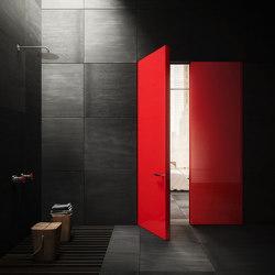 Alba | Porta Battente Filo 10 | Porte interni | Linvisibile