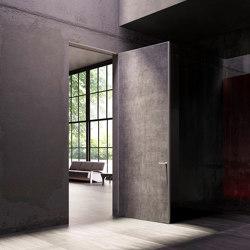 Alba | Battente INFINITO | Porte interni | Linvisibile