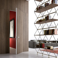 Alba | INFINITO Hinged Door | Internal doors | Linvisibile