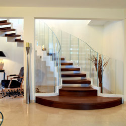 Cobra Exclusive | Staircase systems | Siller Treppen