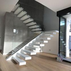 Go Up | Sistemas de escalera | Siller Treppen