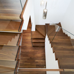 ZigZag LED | Staircase systems | Siller Treppen