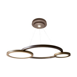 ECLISSE SO | Suspended lights | Contardi Lighting