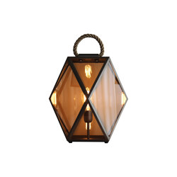 MUSE LANTERN MEDIUM | Floor lights | Contardi Lighting