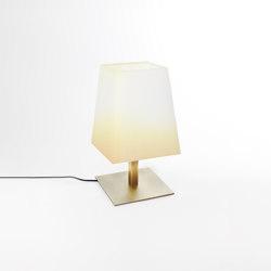 QUADRA TA | Table lights | Contardi Lighting