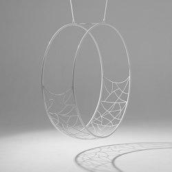 Wheel Hanging Swing Chair - Twig | Swings | Studio Stirling