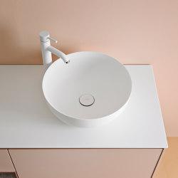 Cerclo Corian® Top Mounted washbasin | Wash basins | Inbani
