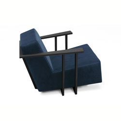 F2 Armchair | Poltrone | Neil David