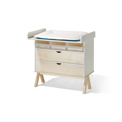 Famille Garage baby changing table | Cambiadores | Richard Lampert