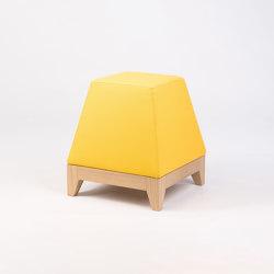 Oblique OB2 pouf | Poufs | Bogaerts Label
