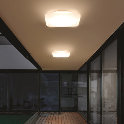 MyWhite_Q | Outdoor ceiling lights | Linea Light Group