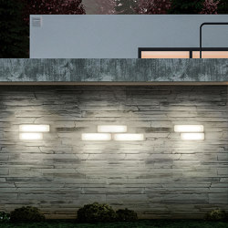 MyWhite_B | Outdoor wall lights | Linea Light Group