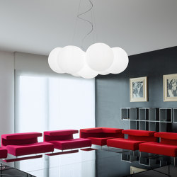 Oh!_PM | Suspended lights | Linea Light Group