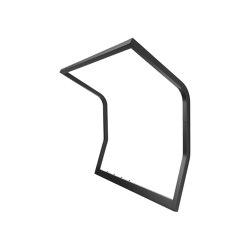 SLED Wall-mounted Wardrobe | Appendiabiti | Schönbuch