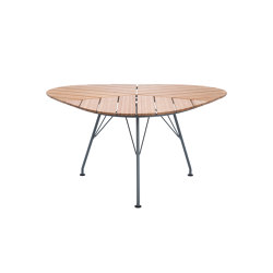 LEAF | Dining Table Bamboo | Dining tables | HOUE