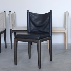 Abi Chair | Sillas | Van Rossum