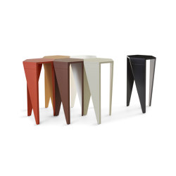 Trigon Hot Desk | Standing tables | Lande