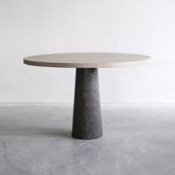 Stone table | Tavoli pranzo | Van Rossum