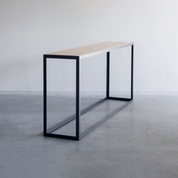 One console   Console tables   Van Rossum