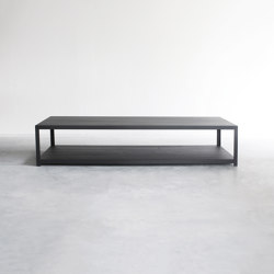 Two coffee table | Mesas de centro | Van Rossum