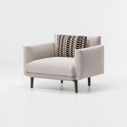 Boma club armchair | Poltrone | KETTAL