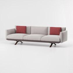 Boma 3 seater sofa | Divani | KETTAL