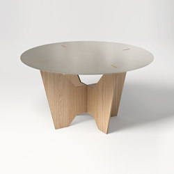 Flat-3 Loungetable | Coffee tables | OXIT design