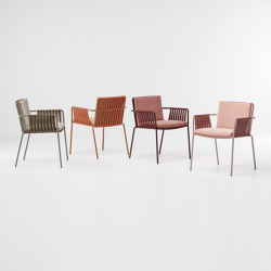 Net dining armchair | Chairs | KETTAL