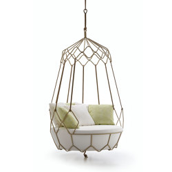 Gravity 9881 swing-sofa | Swings | ROBERTI outdoor pleasure