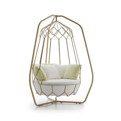 Gravity 9880 swing-sofa | Swings | ROBERTI outdoor pleasure