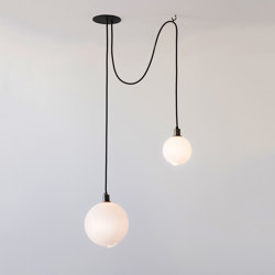 Drape Composition 1 Pendant | Suspensions | SkLO