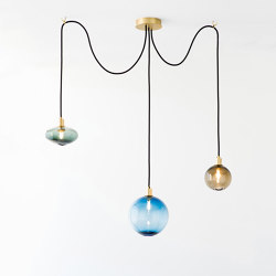 Drape Composition 2 Pendant | Suspensions | SkLO
