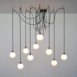 Drape Hook Pendant | Suspended lights | SkLO