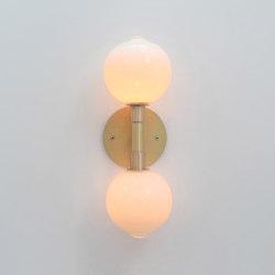 Stem Sconce/Ceiling 2X | Lampade parete | SkLO