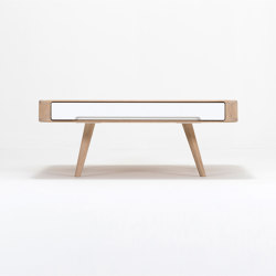 Ena coffee table | 90x90x35 | Tavolini bassi | Gazzda